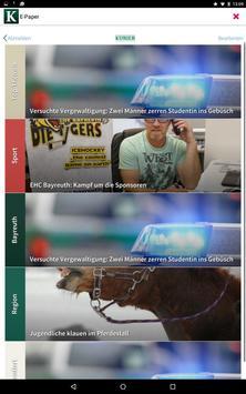 Kurier E-Paper screenshot 4