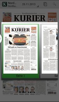 Kurier E-Paper screenshot 1