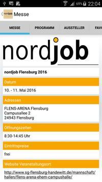 IfT nordjob screenshot 1