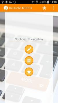 Deutsche MOOCs poster