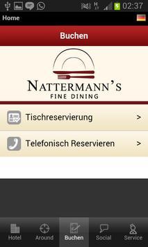 Nattermann's Fine Dining poster