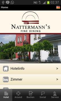 Nattermann's Fine Dining apk screenshot