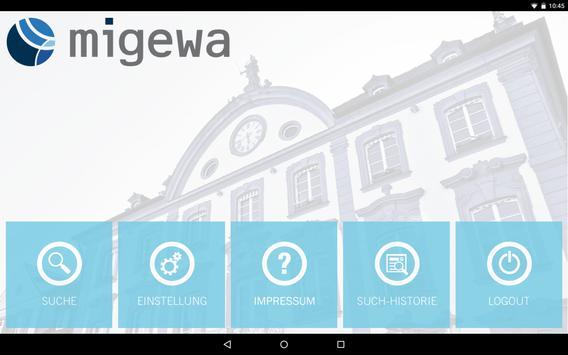 migewa mobile poster