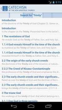 Catechism apk screenshot