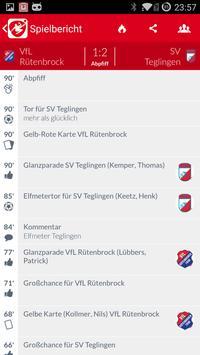KEI Fussball LiveTicker screenshot 3