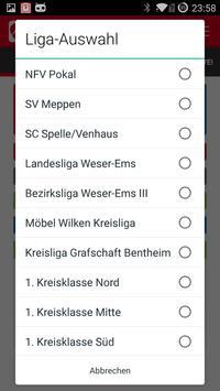 KEI Fussball LiveTicker screenshot 4