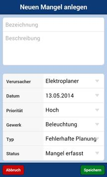 WINPLAN++ defects screenshot 2