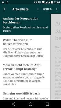 nd-App: neues deutschland apk screenshot
