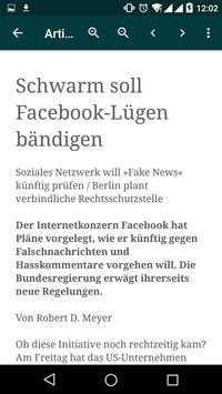 nd-App: neues deutschland screenshot 2