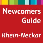 Newcomers Guide Rhein-Neckar icon