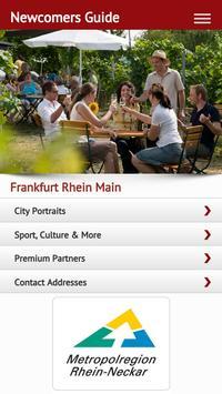 Newcomers Guide Rhein-Neckar apk screenshot
