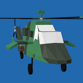 Don´t crash the helicopter icon