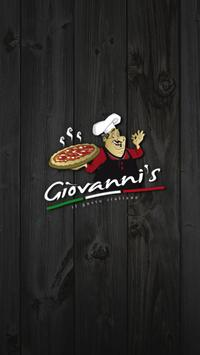 Giovannis Pizza Trier poster