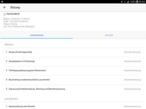 RIS.mobile apk screenshot