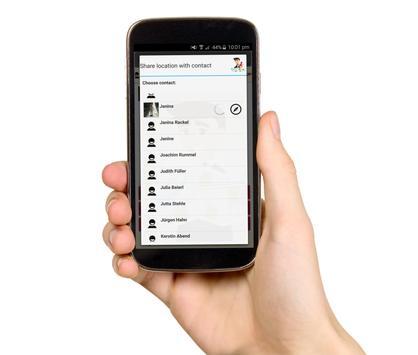 Cell Phone Locator screenshot 2