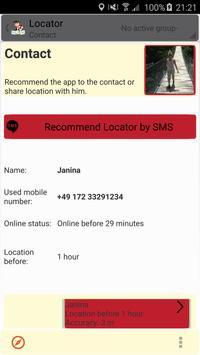 Cell Phone Locator screenshot 3