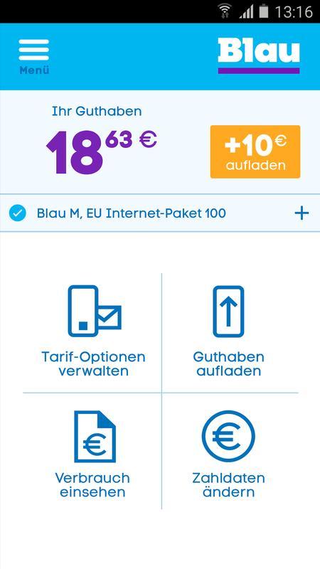 blau app apk download gratis komunikasi apl untuk android. Black Bedroom Furniture Sets. Home Design Ideas