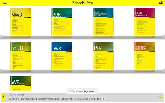 NWB Zeitschriften screenshot 5