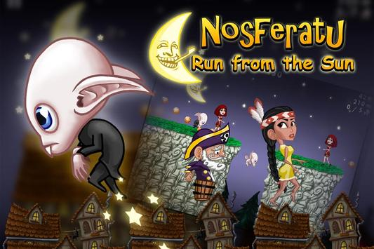 Nosferatu - Run from the Sun poster