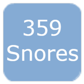 Easy snore detector & warnings icon