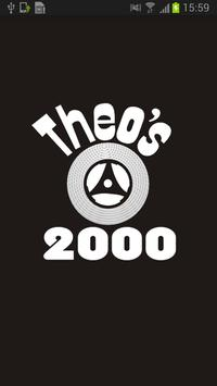 Theo's 2000 Pizza-Konfigurator poster