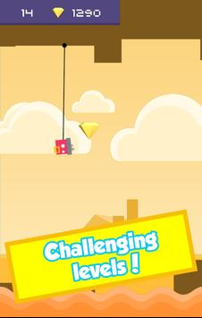 Swingventure - TOP Arcade Fun apk screenshot