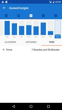 Chronotrace apk screenshot