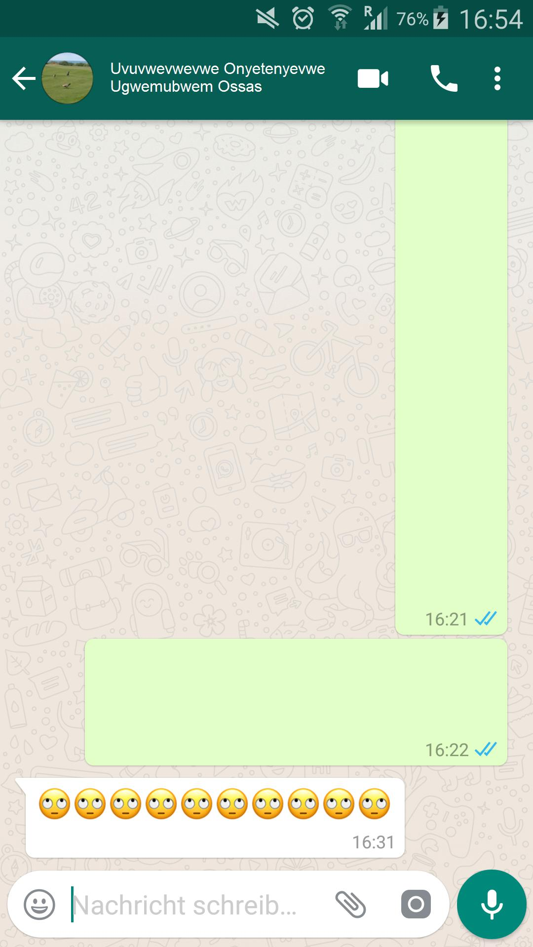 Blank Message (for WhatsApp) for Android - APK Download