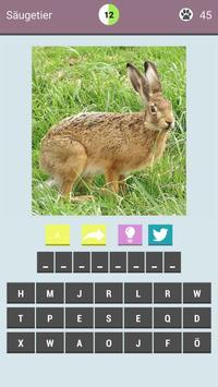 Tierquiz - Errate die Tiere! screenshot 4