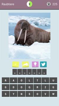 Tierquiz - Errate die Tiere! screenshot 1