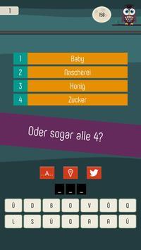 4 Hinweise 1 Wort - Rätselspiel apk screenshot
