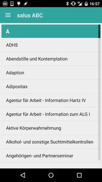 MeinSalus apk screenshot