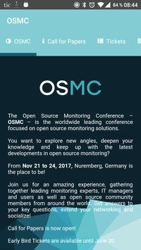 Open Source Monitoring Conf poster