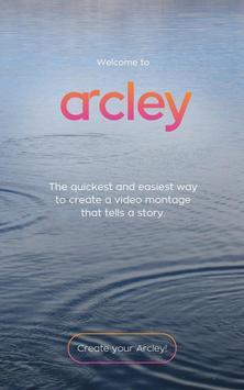 Arcley - Edits your videos to music apk screenshot