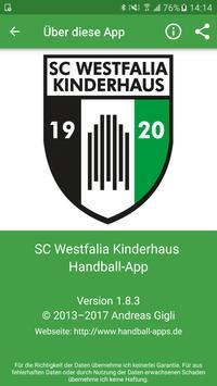 SC Westfalia Kinderhaus HB screenshot 3