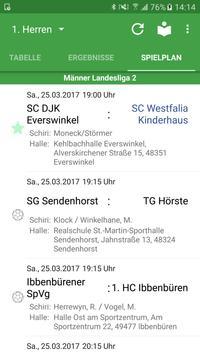 SC Westfalia Kinderhaus HB screenshot 1