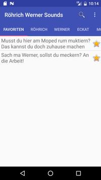 Röhrich Werner Soundboard скриншот приложения