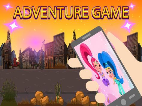 🌟🌟jumping adventure world of Shimmer screenshot 4