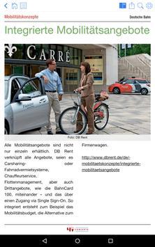 bfp concepts Deutsche Bahn apk screenshot