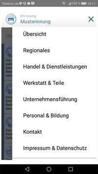 kfz.innung – Branchen-News apk screenshot