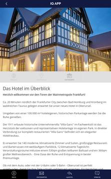 Dorint Hotel Frankfurt screenshot 1