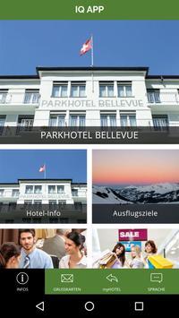 Parkhotel Bellevue poster