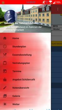 Schulapp der Salzmannschule screenshot 1