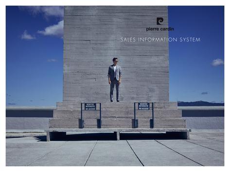 Pierre Cardin Sales Information System apk screenshot