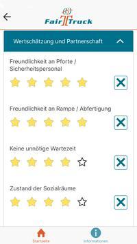 FairTruck apk screenshot