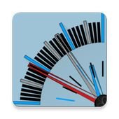 Clock 180 Live Wallpaper icon
