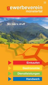 Münstertal poster