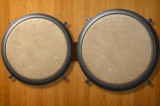 Bongos - Dynamic Drums poster