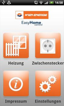 EasyHome control poster