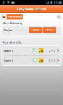 EasyHome control apk screenshot